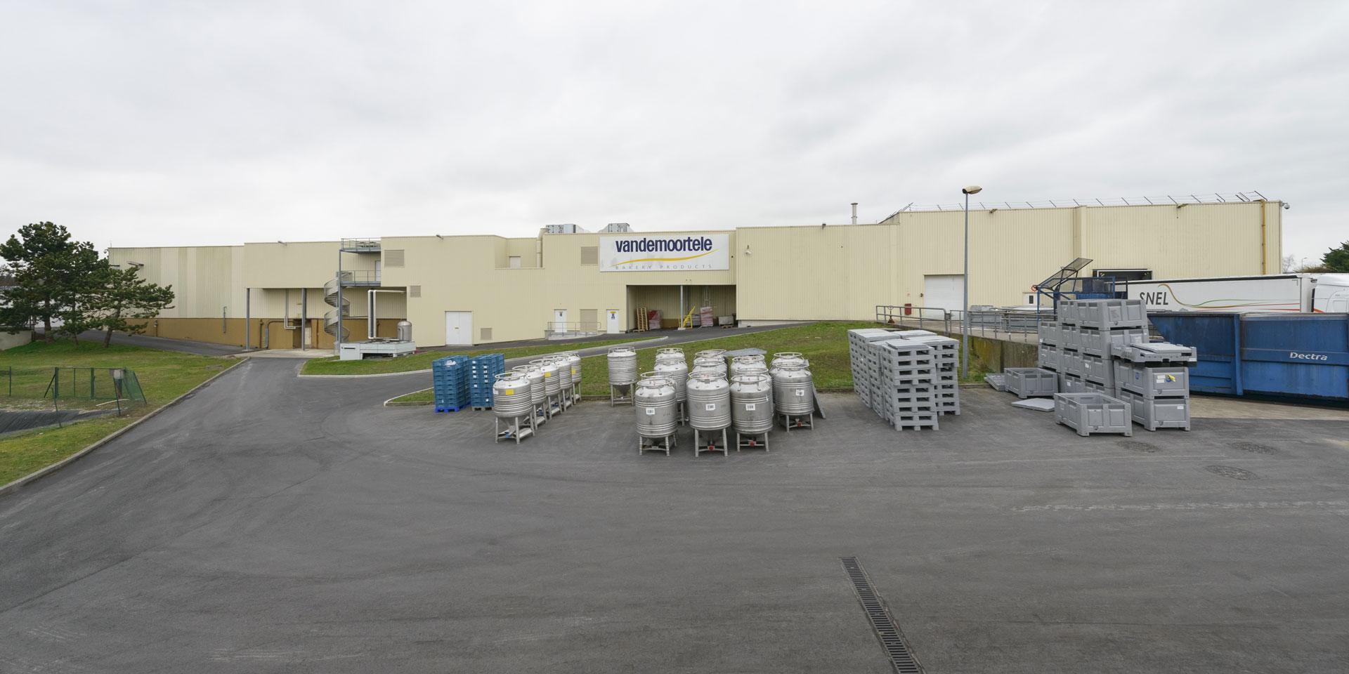 CROUSTIFRANCE 2014 Extension de l'unité de fabrication de viennoiseries