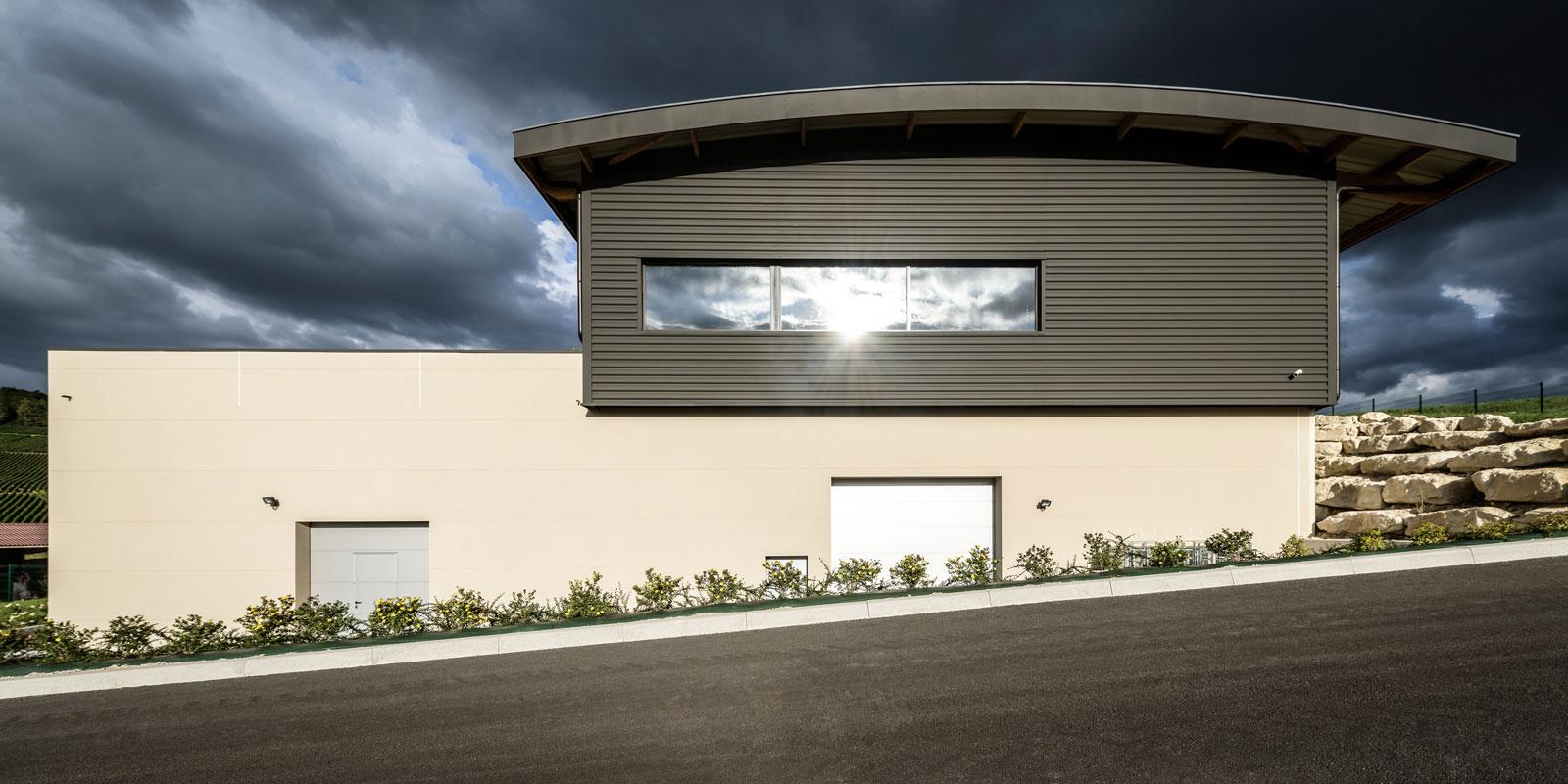 GNAT-Ingenierie-centre-pressurage-Courmas
