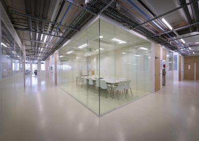 construction bureaux Gnat Ingenierie SCI les Buis