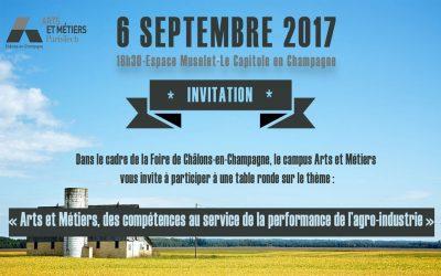 GNAT Ingénierie présent à la Foire de Châlons-en-Champagne