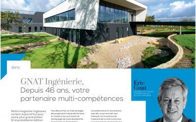 Consultez le deuxième numéro de notre magazine Ingénews