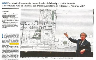 Projet Soissons – Coeur de Ville