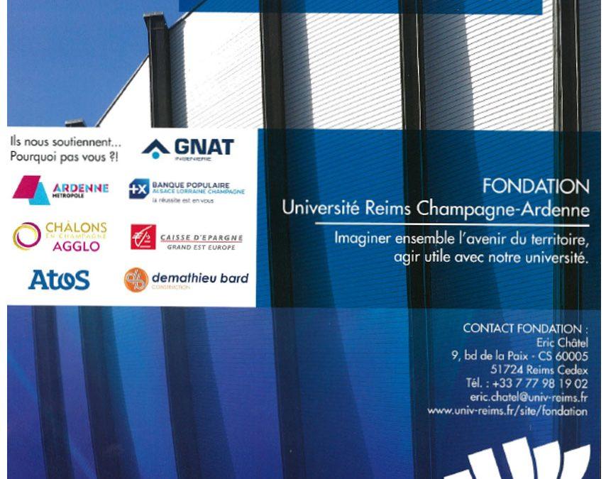 Vu dans la presse | Fondation URCA
